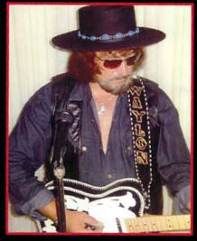 Book or hire Bob Gill Waylon Jennings - Highwaymen Tribute