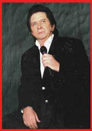 Book or Hire Alan Dryman as Johnny Cash of The Highwaymen Live!