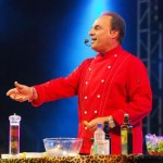 Booking Agency and Agent for Celebrity Chef Andy LoRusso, The Singing Chef