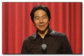 Henry Cho often uses his childhood experiences as an Asian American in