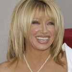Book or hire inspirational helath issues speaker Suzanne Somers