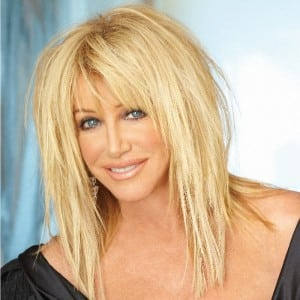 SUZANNE SOMERS Book or hire inspirational speaker 888-655