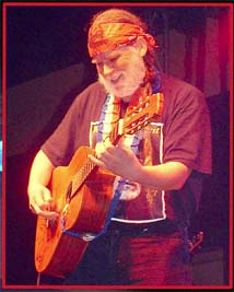 Book or Hire Michael Moore as Willie Nelson - Highwaymen Tribute