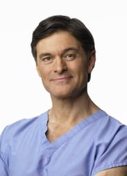 Book or hire Dr. Mehmet Oz