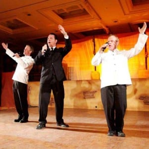 Booking Agency for funny opera singers