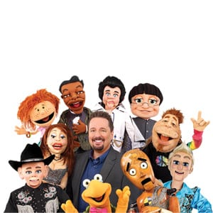 Terry Fator booking agent