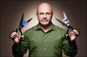 Agency and agent for booking and hiring Dave Ramsey